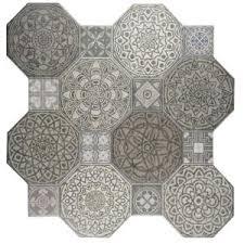merola tile silex decor 17 3 4 in x 17 3 4 in ceramic floor and
