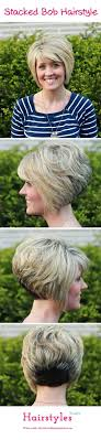 stacked hair longer sides best 25 stacked bob haircuts ideas on pinterest bobbed haircuts