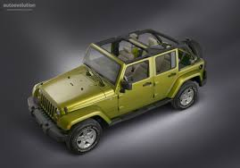 jeep wrangler unlimited specs 2006 2007 2008 2009 2010 2011
