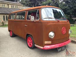 volkswagen camper pink volkswagen camper rat look 1 off meet dave the rat part ex swap try me