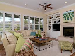 Transitional Living Rooms by Island Inspired Living And Dining Room Kerrie Kelly Hgtv