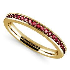 gemstone wedding rings gemstone rings gems in vintage modern styles