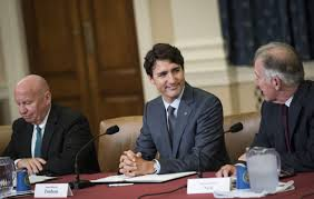 trump nafta changes trump threatens to dump nafta while trudeau presses for changes