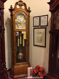 Barwick Grandfather Clock The Last Herschede Hall Clock Grandfather