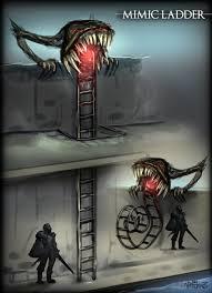 Ladder Meme - mimic ladders dark souls know your meme