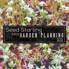 and garden planning 101
