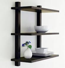 Wall Mounted Shelves Elegant Interior And Furniture Layouts Pictures Wall Hanging