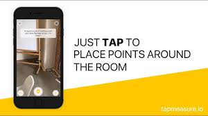 tapmeasure an ar spatial utility to capture and measure your tapmeasure an ar spatial utility to capture and measure your space
