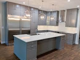 ikea kitchen cabinets gray ikea kitchen with bobdyn gray doors in orlando design