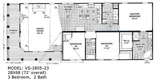 Floor Plans For Ranch Homes Small Double Wide Mobile Home Floor Plans Double Wide Mobile Home
