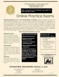 online practice exams operating engineers local 3