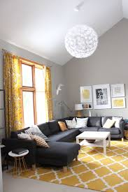 Gray And Yellow Rugs Interior Designs With Yellow Rugs And Carpets
