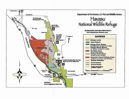 Lake Havasu Map No Wake Zones Proposed Again For Havasu National Wildlife Refuge