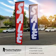Custom Feather Flags How To Use Custom Flags To Increase Sales For Your Business U0026 Brand