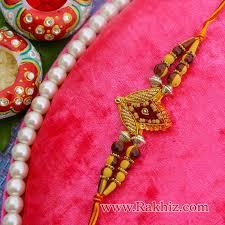 buy rakhi online sandalwood rakhi buy sandalwood rakhi online
