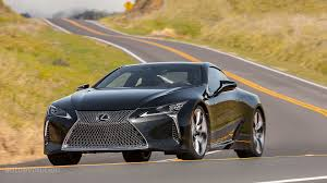 how much is the lexus lc 500 going to cost driven 2017 lexus lc 500 and lc 500h autoevolution