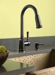 ikea farmhouse sink moen oil rubbed bronze faucet stained