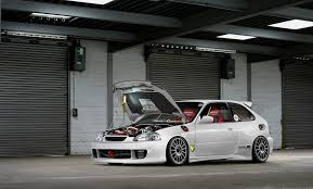 honda civic modified white honda civic ek9 modified car insurance info