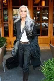 long hair older women beauty pinterest gray hair silver