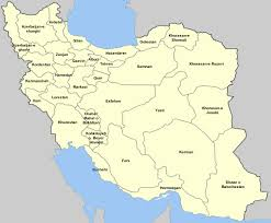 map iran test your geography knowledge iran provinces lizard point