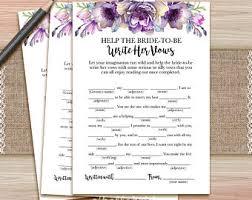 crire ses voeux de mariage aider la mariée à être écrire ses vœux boho bridal shower jeu