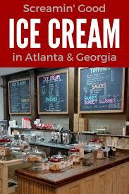 sensational screamin u0027 good ice cream in atlanta and georgia