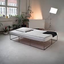 bett modern design 10 best monoqi metallbett stahlbett metal bed minimalistisch