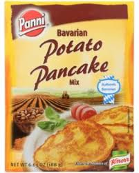 manischewitz potato pancake mix deal alert panni bavarian potato pancake mix of 24 6 63 oz