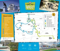 Metrolink Route Map by The Forest Park Trolley Returns For 2017 U2014 Forest Park Forever