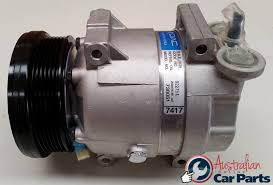 air conditioning compressor tk barina 2006 2011 holden genuine