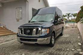 nissan cargo van 4x4 four things i learned moving with a 2017 nissan nv 3500 high roof