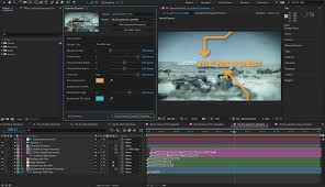 after effects cc april 2017 in depth essential graphics panel