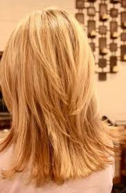 shoulder length hair with layers at bottom layered straight hair back straight hairstyles pinterest