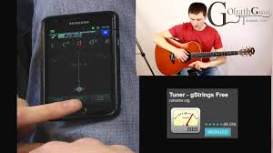 gstrings apk how to tune a guitar with a tuner free gstrings tuner