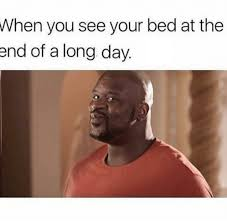 I Love My Bed Meme - the best shaquille o neal memes