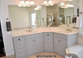 bathroom cabinets chalk paint bathroom cabinets bathroom chalk