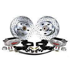 1966 mustang disc brakes master power db2550p front power brake kit automatic 1965 1966