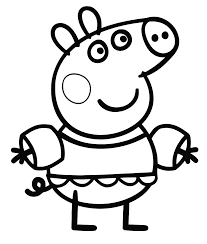 peppa pig coloring pages games on coloring pages design ideas