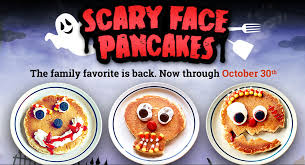 ihop free scary pancakes for on 10 30 hip2save