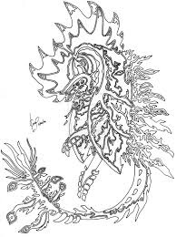 detailed flower coloring pages flower coloring page 25090