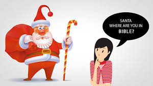 santa claus is not in bible pitribe
