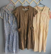 sweet housedresses i have a couple of my grandmother u0027s house