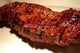 cuisiner du filet mignon de porc filet mignon de porc laqué l eau à la bouche