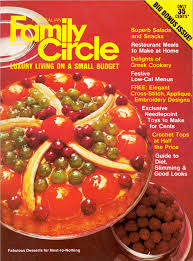 Family Circle October 1974  Front Cover  Magazine Photos in 2018