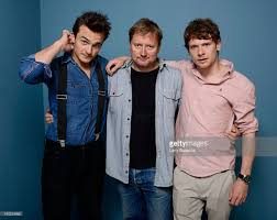 actor rupert friend director david mackenzie and actor jack oconnell picture id180224362