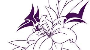 Vase Of Flowers Drawing Pencil Sketch Drawing Of Flowers How To Draw A Flower Vase Pencil