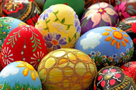 how easter is celebrated around the world