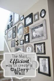 Best Way To Clean White Walls by The 25 Best Picture Wall Staircase Ideas On Pinterest Stair