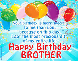 happy birthday brother free ecards wishes in pictures http