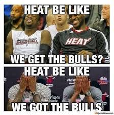 Miami Heat Memes - heat be like meme